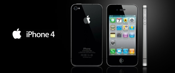 IPHONE 4 NOIR SFR