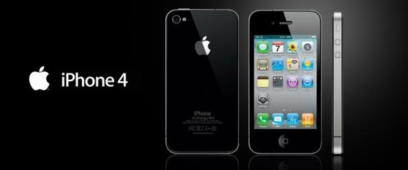 IPHONE 4 NOIR SFR